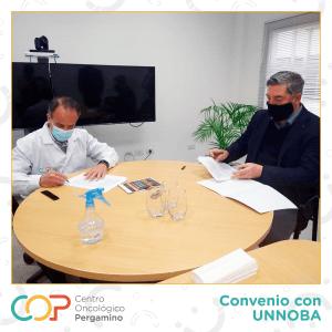 Convenio de Cooperación con la UNNOBA / FCDN