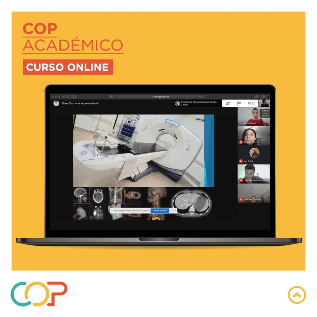 "Curso Online: ""Radioterapia en Ginecología Oncológica"""