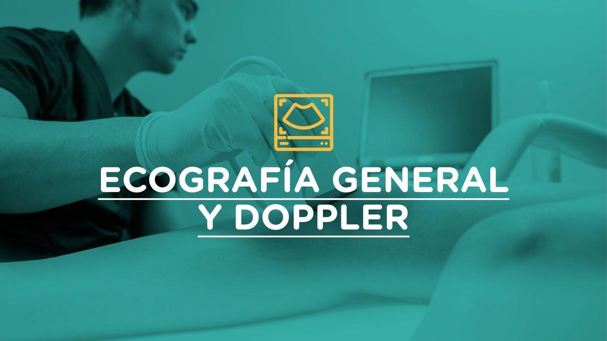 Centro Oncológico Pergamino (COP) Ecografía general y Doppler