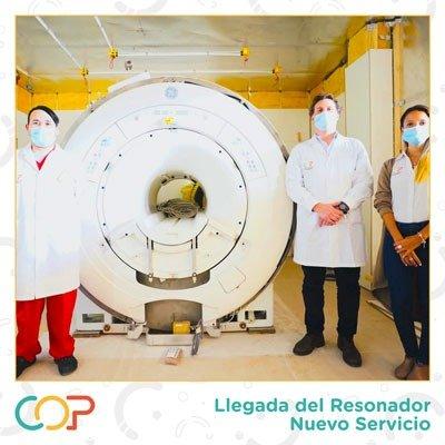 Servicio de Resonancia Magnética