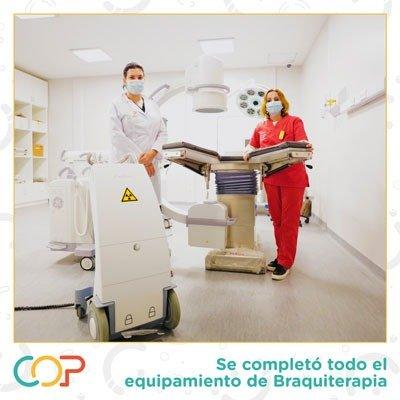Servicio Braquiterapia COP