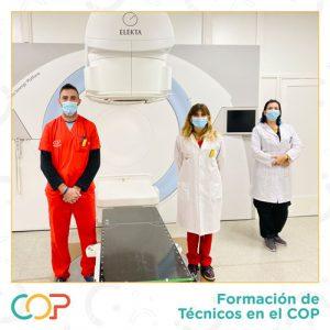 Formación de Técnicos en el COP